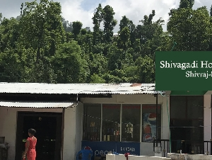 Shivagadi Staff Hotel and Party Places