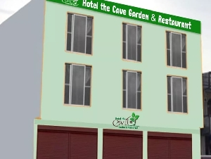 Hotel the cave garden and restaurant