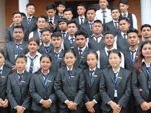 Wisdom Lumbini College